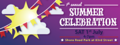 7th Annual Summer Celebration